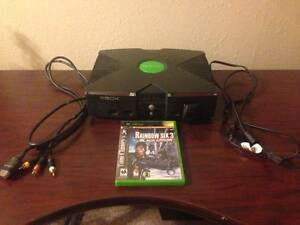 Original Xbox Plus A Game