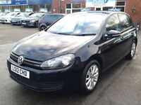 Volkswagen Golf 1.6TDI BlueMotion Tech 2012 Blue Motion Match