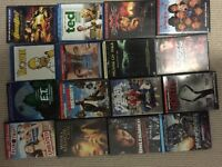 Selling my big movie collection lots to choose from 10.00 a dvd
