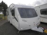 SAVE £1000 * 2011 STERLING EUROPA 565 6-BERTH * NEW LAYOUT SEPERATE SHOWER * LISBURN CARAVAN CENTRE