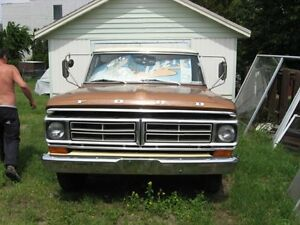 72 ford xlt plus other clean BC. trucks sell/trade tractor etc.?
