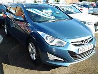 Hyundai i40 1.7CRDi Blue Drive Style SAT NAV