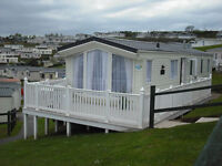 Private Caravans to let at Haven Devon Cliffs