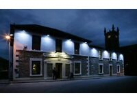 Argyll, Scotland - bar, restaurant and function suite for lease