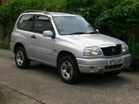 Suzuki Grand Vitara 1.6 GV1600 Sport Estate 3 Door
