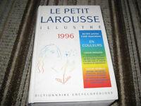 DICTIONNAIRE LE PETIT LAROUSSE ET AUTRES FRANÇAIS - ANGLAIS Laval / North Shore Greater Montréal Preview