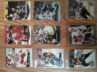 Various Hockey Cards