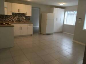 Large, bright 3 bedroom suite