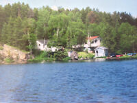YEAR ROUND LIVING ON CRESCENT LAKE