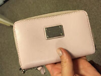 Michael Kors iPhone case and clutch wallet