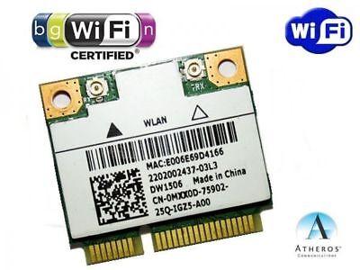 Express Notebook (+ Atheros AR5B125 DW1506 Windows10 WLAN 802.11b/g/n Mini PCI Express Notebook +)