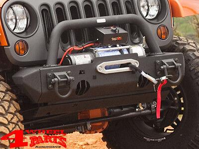 Modular Ecke (kurze Stoßstangen-Ecken Frontbügel Winch Modular Bumper XHD Jeep Wrangler JK)