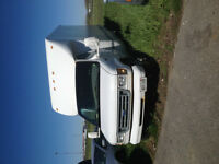 2002 Ford E-350 Fibreglass Box Minivan, Cube Van - BEST OFFER