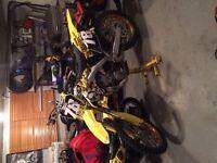 Motocross rmz 450