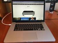 MacbookPro Retina Video Editing+30Inch Display+6TB Thunderbolt 2