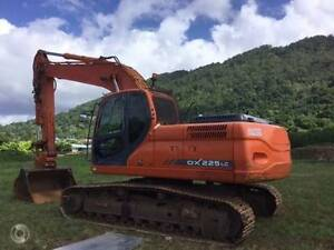 2007 Doosan 21.8T Excavator – Finance or (*Rent-to-Own $380pw) Cairns Cairns City Preview