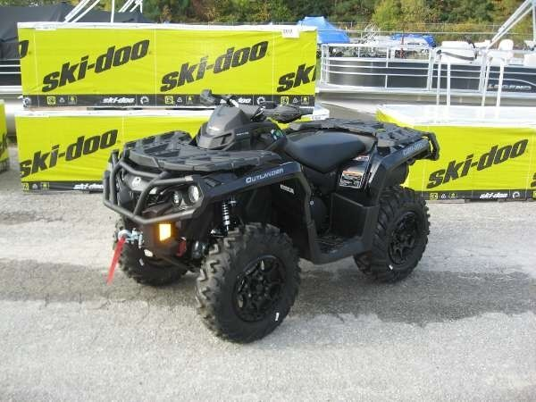 Used 2017 Can-Am outlander-xt-p-850