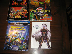 Video Game Guides (for NES, SNES, N64, GameCube, and more) Cambridge Kitchener Area image 3