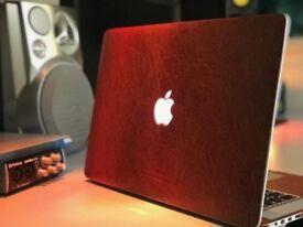 Brown Leather Macbook Pro 15 i7 16GB