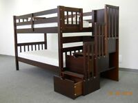 $849 - TWIN ON TWIN BED STAIR CASE