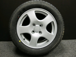 Acura 15 inch Hammerhead Rims and Hankook RS3 tires