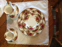 Royal Albert Bone China made in England for Sale