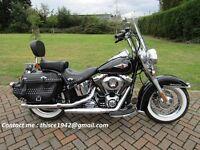 2013 Harley-Davidson SOFTAIL 1690 FLSTC Heritage Classic