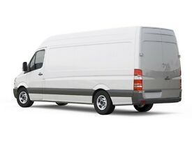 Man and Van Service removals and delivery service available on short notice for any where in UK
