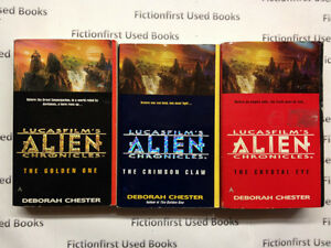 """Alien Chronicles"" by: Deborah Chester"