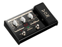 VOX Stomplab IIG Guitar Multi-Effects Pedal w/Expression Pedal (2G)+ 3X Packs of Strings FREE