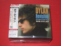 BOB DYLAN - DYLAN REVISITED ; RARE JAPANESE-ONLY 5-CD BOX SET ; NEW & SEALED