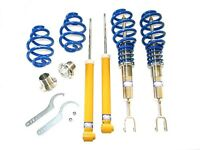 New Coilovers Suspension FK Highsport  Audi A6 C6 (2005-2011)