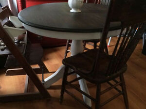 Pedestal table (SOLD PPU)