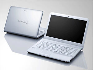 SONY VAIO LAPTOP WITH WINDOWS 7 ULTIMATE
