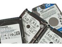 Hard drives wanted!!!