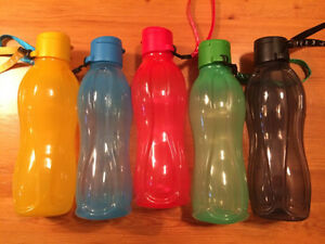 Tupperware Waterbottles