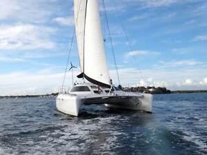 Sailing Catamaran - 1/10 Share ownership Lake Macquarie Lake Macquarie Area Preview