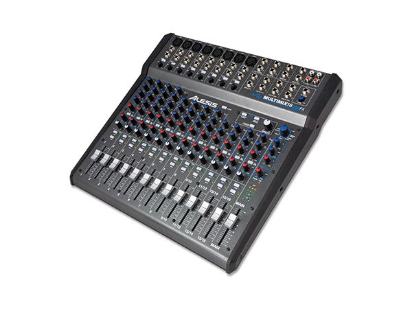 5 Characteristics to Look for in an Audio Mixer