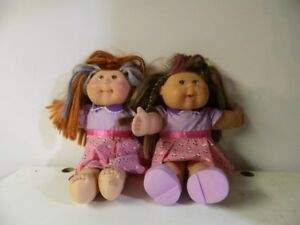 """Adorable Cabbage Patch Kids Play Along 17"""" signed"""