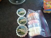 Yankee wax tarts and other things