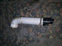 Boiler flue kit vokera