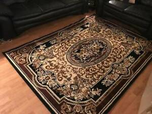 2 Persian or Turkish style area rug / carpet brand new never use