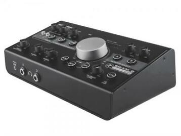 Mackie Big Knob Studio Monitor Controller met Audio