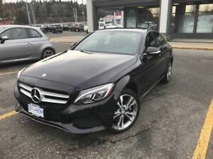 Mercedes C300 4MATIC fully loaded