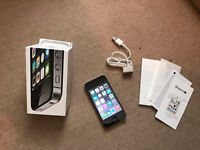 Apple iPhone 4s, 8gb on 02. Boxed