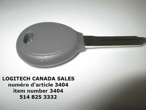 Transponder Key for Chrysler, Dodge & Jeep 64 Chip