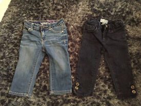 12-18 month girls gap jeans