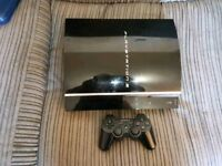 PS3 Fat 60 GIG with 1 Game and Controller £50 No Offers