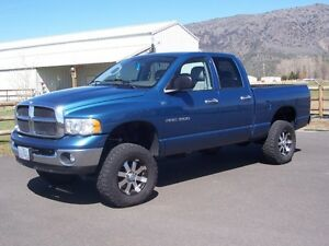 ISO 2004 dodge 1500 parts truck