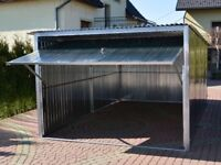 steel garages, all sizes